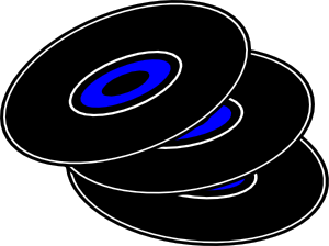 45 Rpm Records Clip Art at Clker.com.