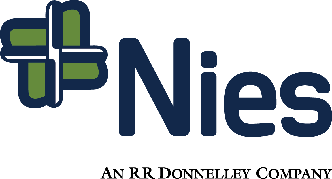 Nies, an RR Donnelley Company.