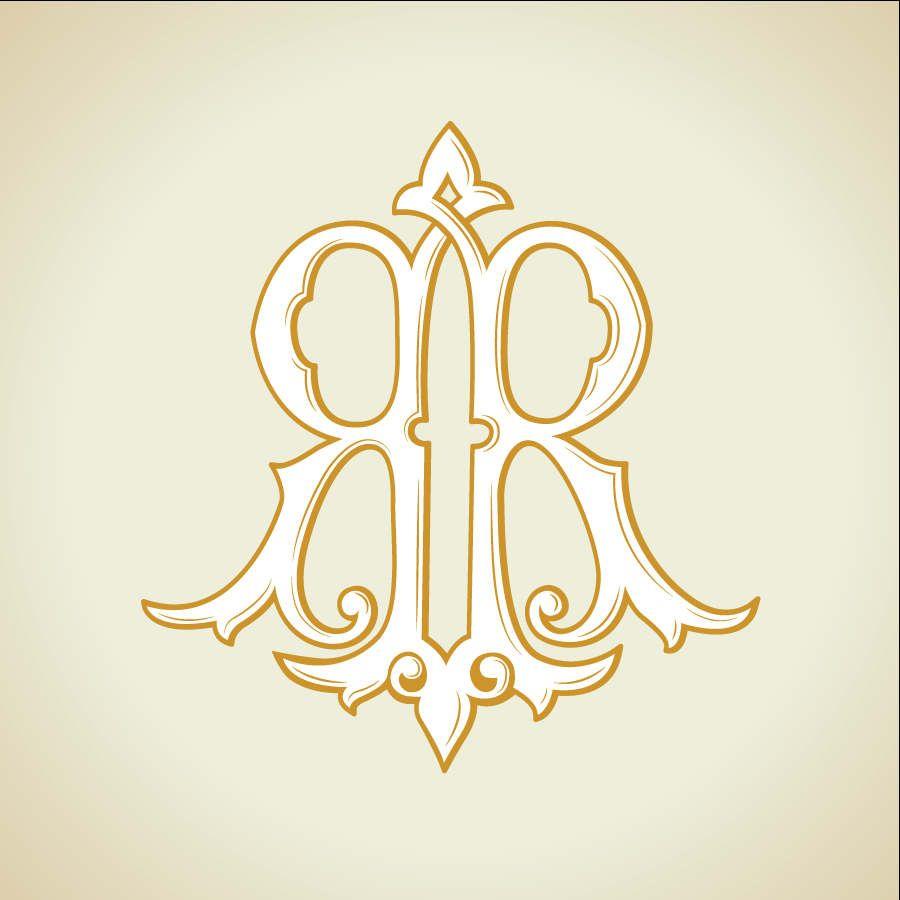 Wedding logo RR.