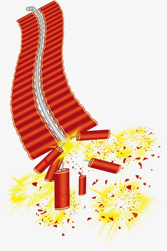 Fireworks clipart firework chinese.