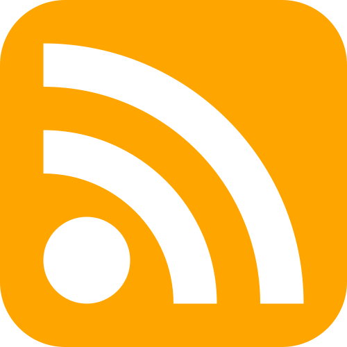 Rss Icon Png #208601.