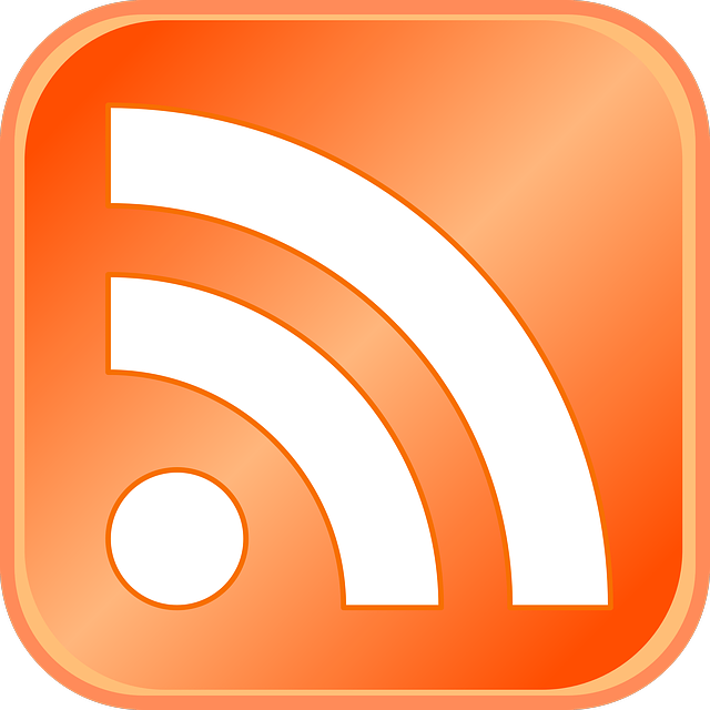 Feed, orange, rss, social icon #11301.