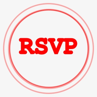 Free Rsvp Clip Art with No Background.