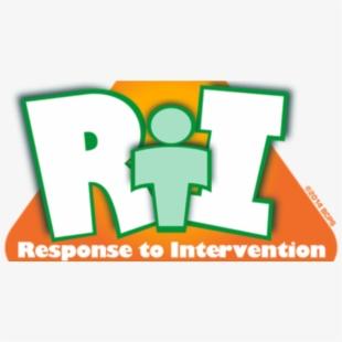 Rti, Response To Intervention.