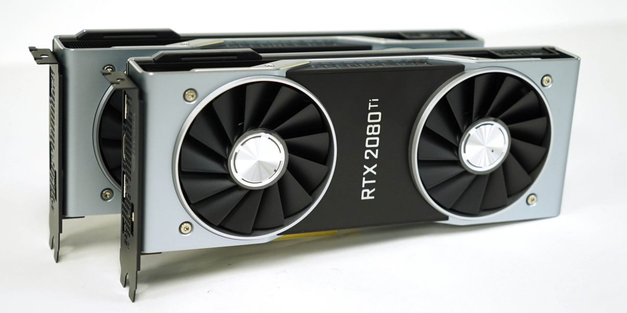 The NVIDIA GeForce RTX 2080 and RTX 2080 Ti Review.