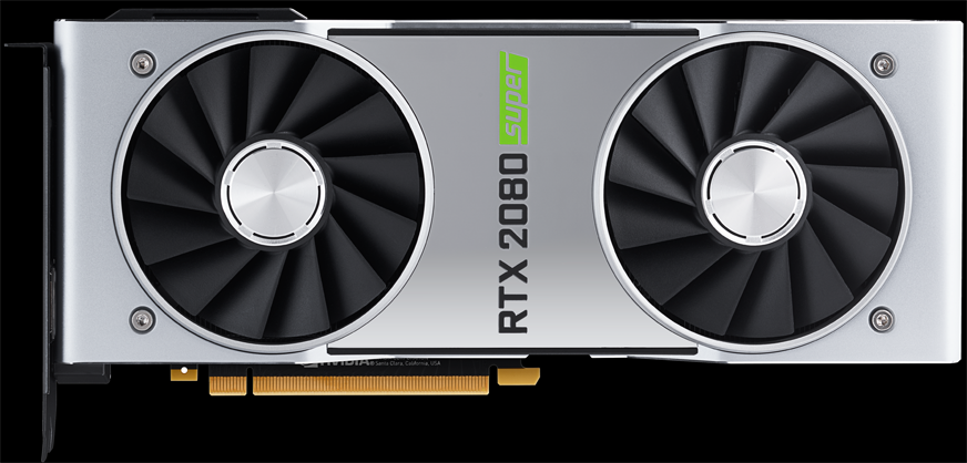 NVIDIA GeForce RTX 2080 SUPER Video Card Review.