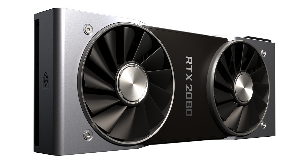 GeForce RTX 2080 Ti and RTX 2080 Review Roundup.