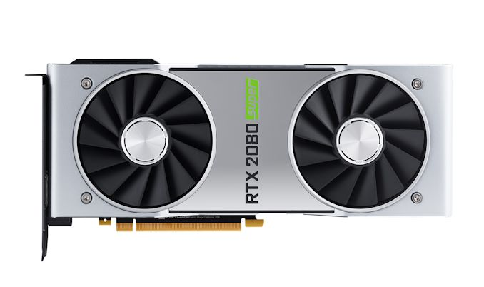 The NVIDIA GeForce RTX 2080 Super Review: Memories of.