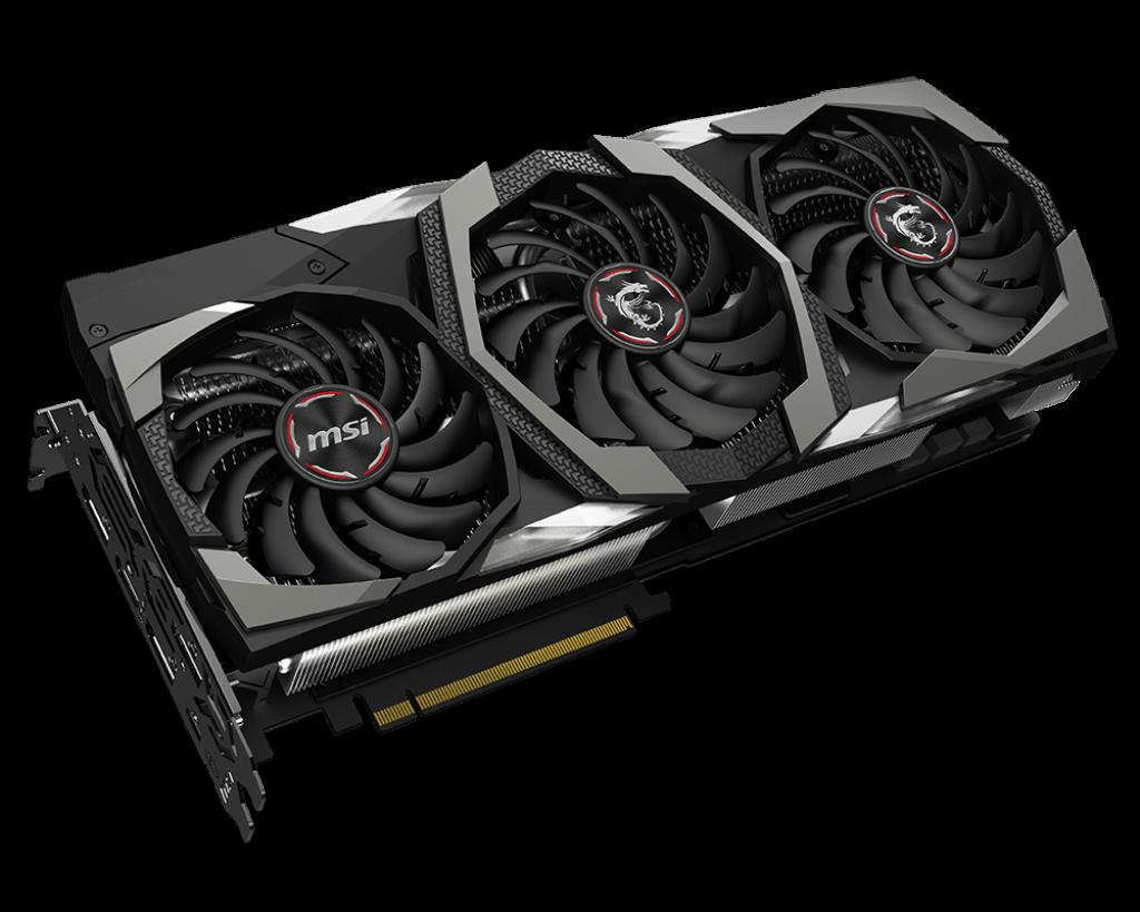 MSI GeForce RTX 2080Ti Gaming X TRIO (GDDR6).