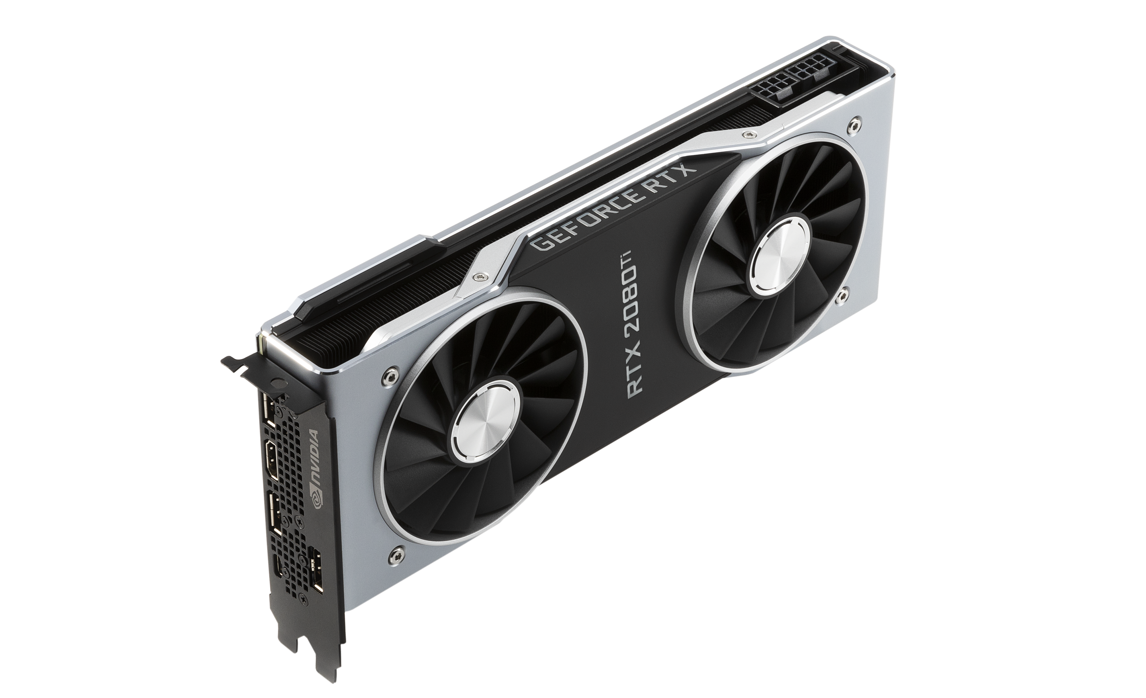 Meet The GeForce RTX 2080 Ti & RTX 2080 Founders Editions.