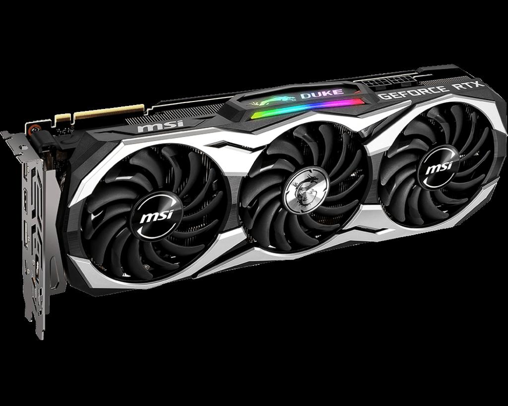Gallery for GeForce RTX 2080 Ti DUKE 11G OCV1.