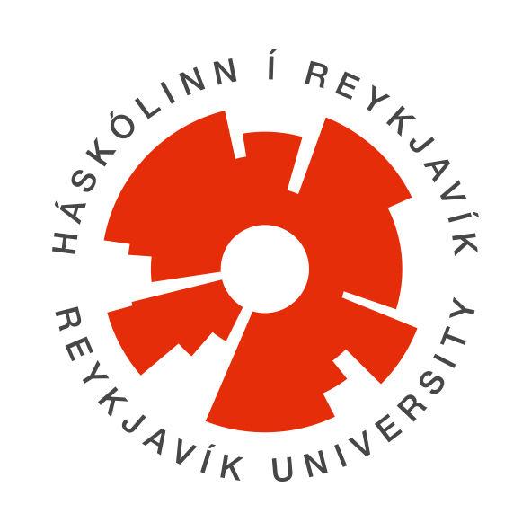Reykjavik University Logo.