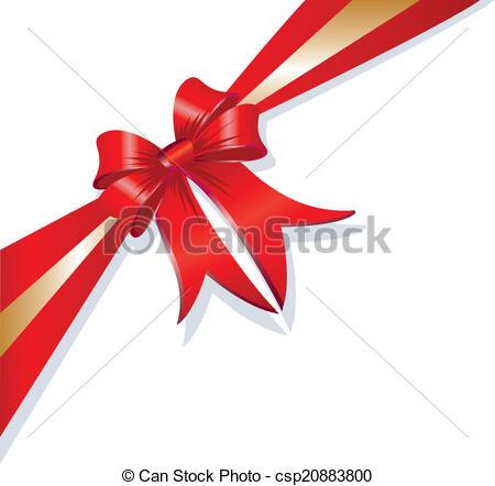 cadeau, vecteur, noël, ruban.