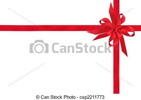 boîte, ruban, cadeau, rouges.