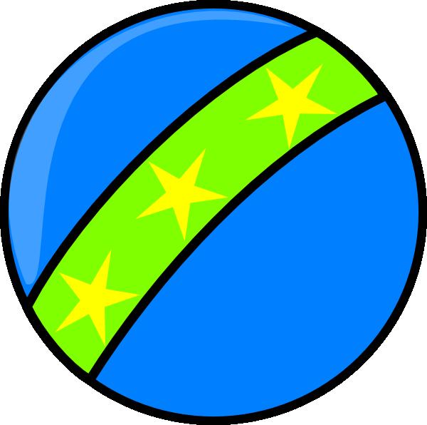Blue Toy Ball Clip Art at Clker.com.