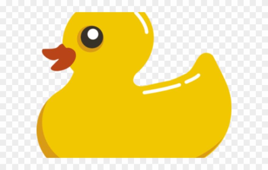 Clip Art Rubber Duck.