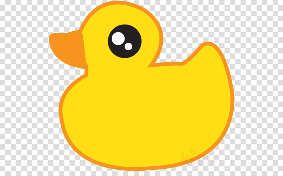 rubber ducky yellow bird ducks, geese and swans duck clipart.