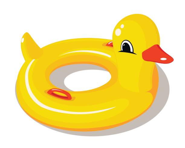 Rubber Ring Clipart.