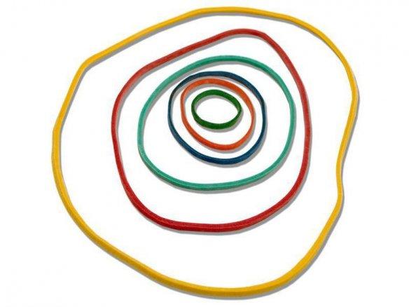 Shop Rubber Rings online at Modulor Online Shop.