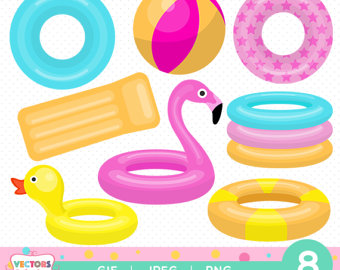 Rubber Rings Clipart Clipground