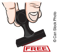 Vector Clip Art of Rubber stamp with the word approved csp6588701.