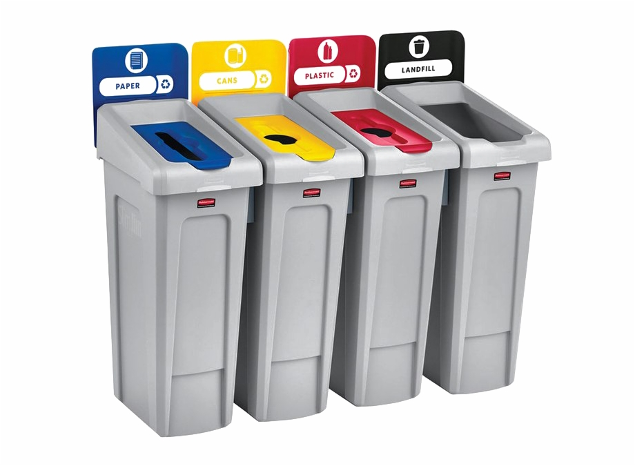 Recycle Bin Png Transparent Image 2057606 Rubbermaid.