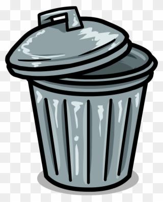 Free PNG Garbage Bin Clip Art Download.