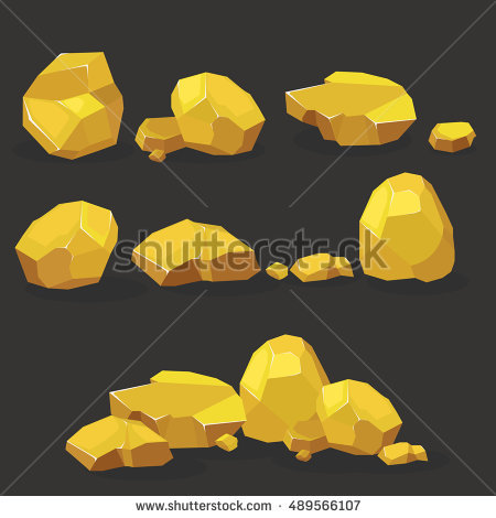Gold Miner Stock Photos, Royalty.