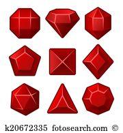 Rubi Clip Art Vector Graphics. 5 rubi EPS clipart vector and stock.