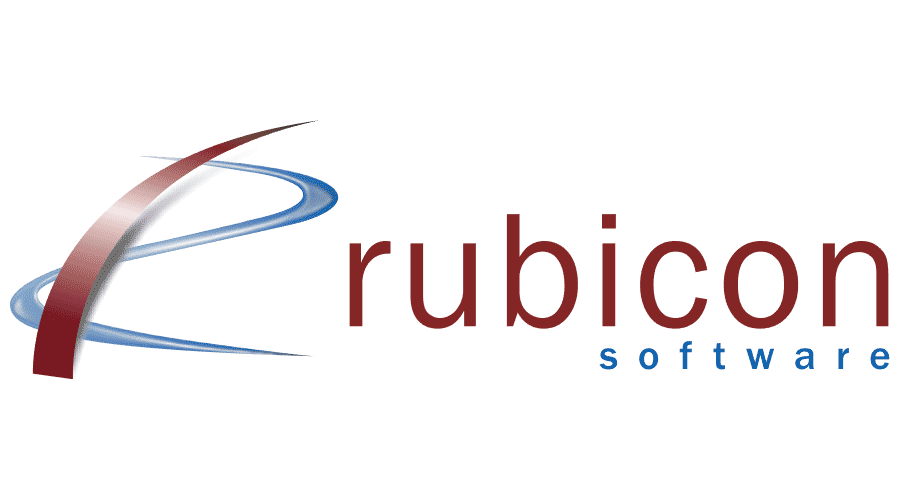 Rubicon Software Vector Logo.