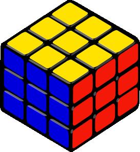 Rubik S Cube Clip Art at Clker.com.