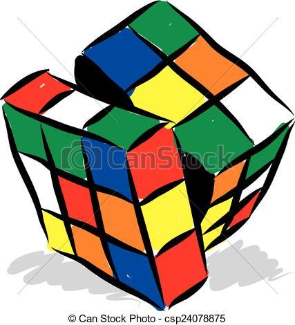 Rubik Illustrations and Clip Art. 152 Rubik royalty free.