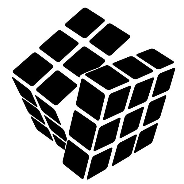 Rubik Logo by JeremyMallin on DeviantArt in 2019.