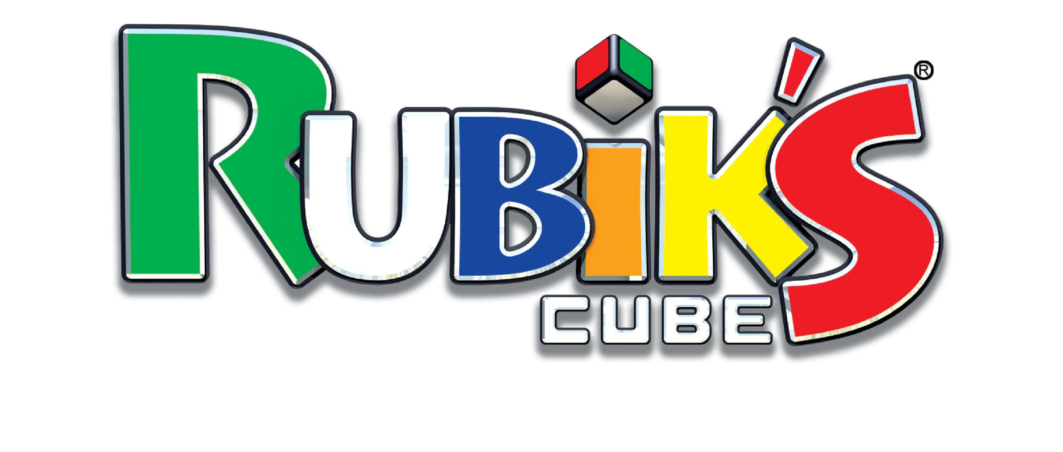 Rubiks Cube Logo.