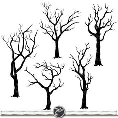 35 Best Tree Silhouette images.