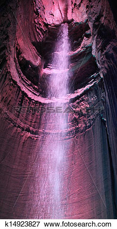 Picture of Ruby Falls k14923827.