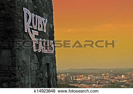 Pictures of Ruby Falls k14923848.