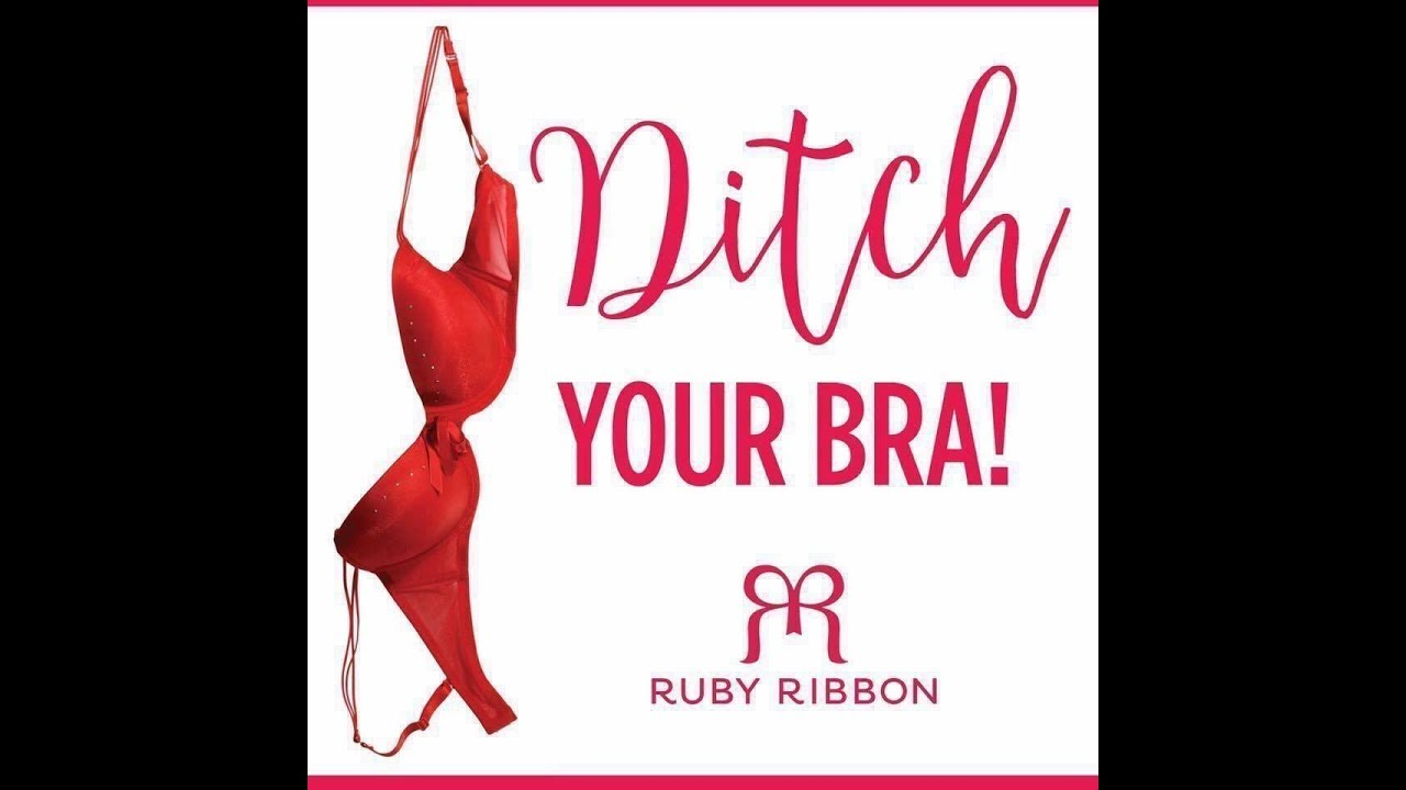 Ruby Ribbon Full Support Cami\'s.