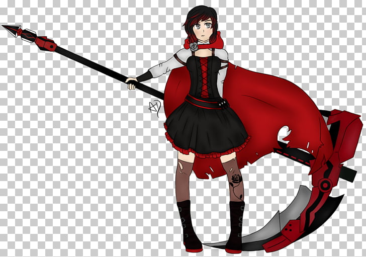 RWBY Chapter 1: Ruby Rose.