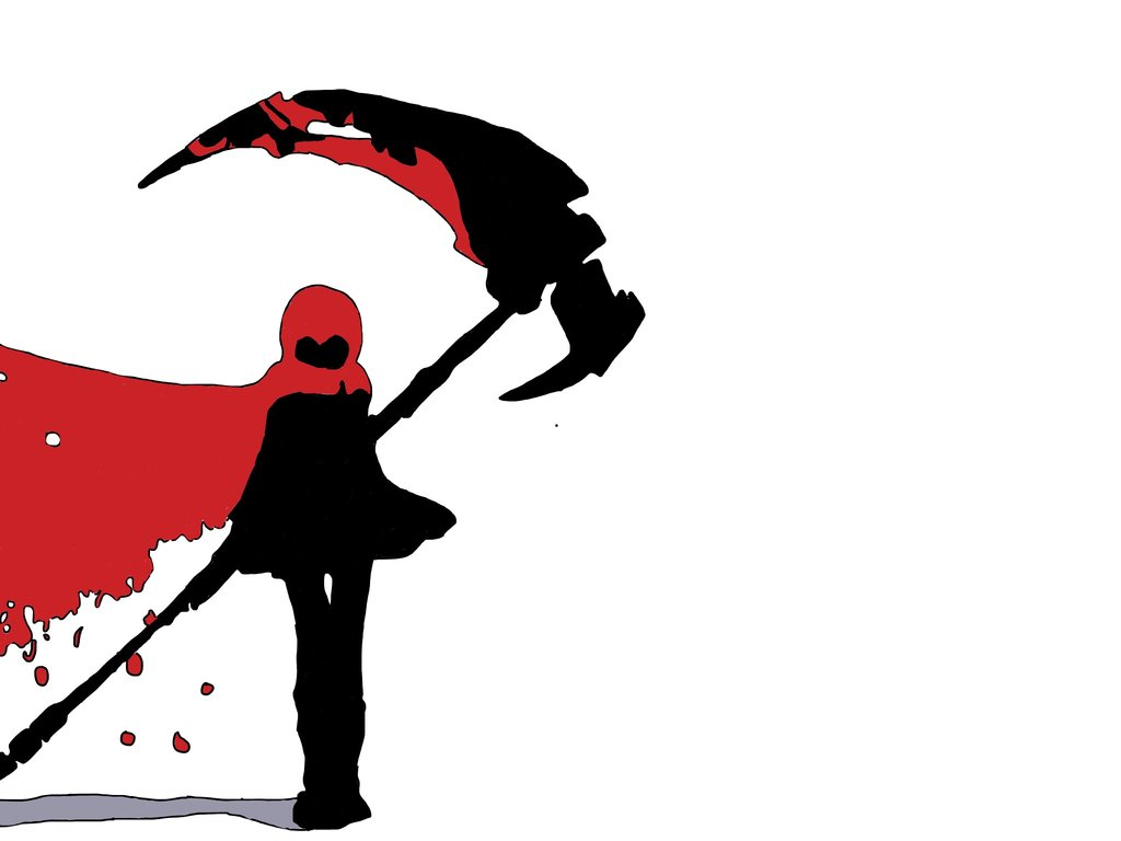 Ruby Rose Silhouette.