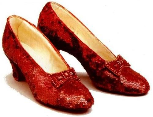 17 best ideas about Ruby Slippers on Pinterest.