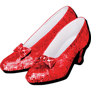 Wizard Of Oz Ruby Slippers Clipart.