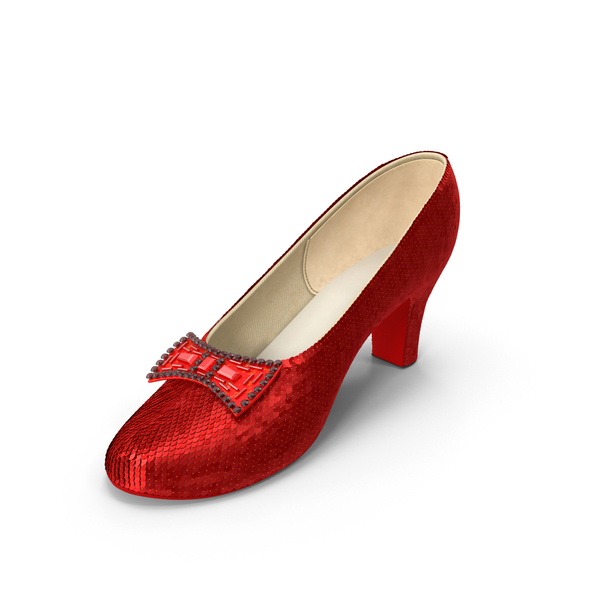 Ruby Slipper PNG Images & PSDs for Download.