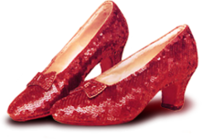 Download Free png Ruby Slippers Png (98+ images in.