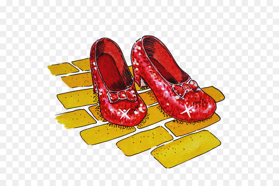 Dorothy Gale Ruby Slippers The Wonderful #372962.