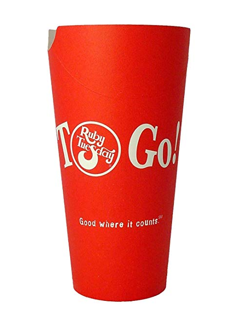 Amazon.com: Ruby Tuesday To Go Food Cups.
