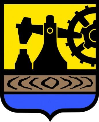 Ruda Slaska Coat Of Arms Clip Art Download.