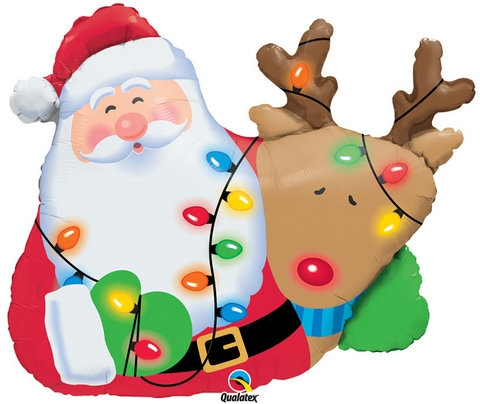 Free Santa And Rudolph Pictures, Download Free Clip Art.