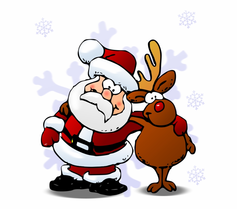 Rudolph Free Clipart.