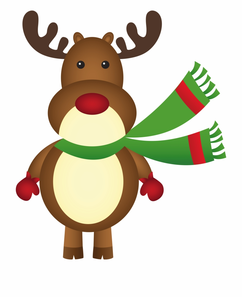 Rudolph Clipart.